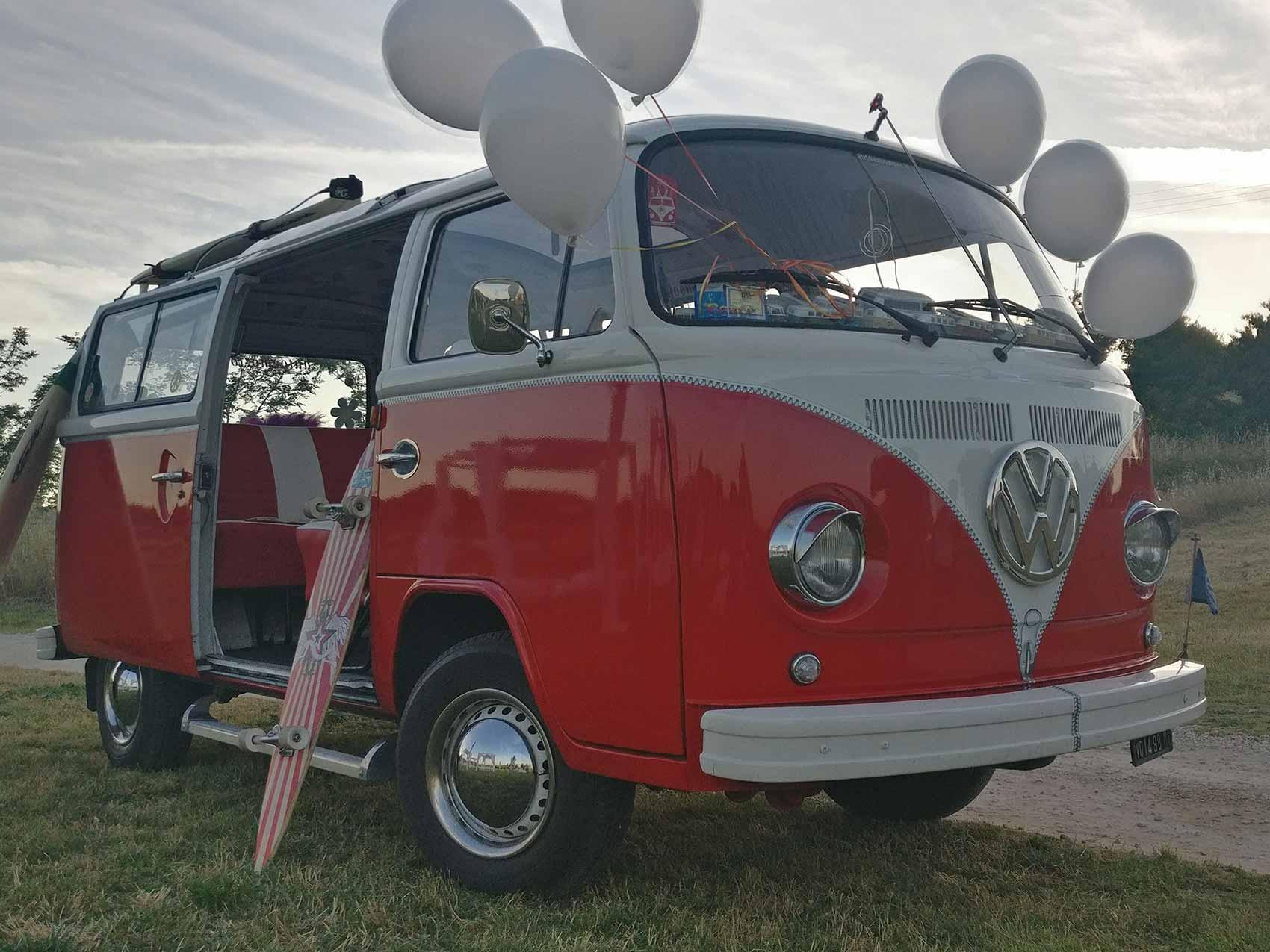 Volkswagen Bulli del 1970