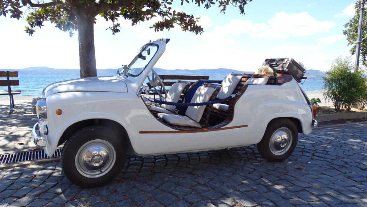 noleggio auto vintage cabrio roma