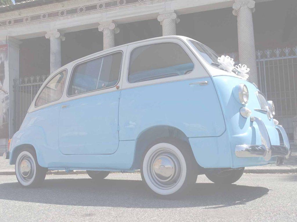 Fiat 600 Multipla anni '60
