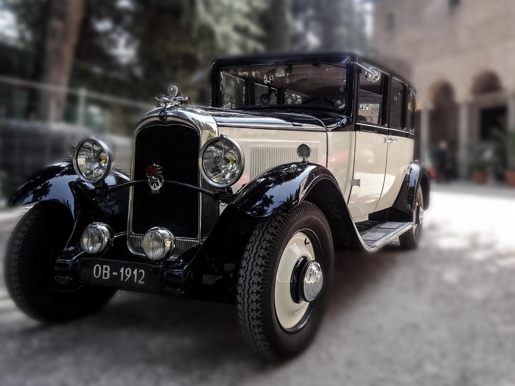 Noleggio Auto Matrimonio a Roma