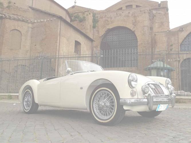 MGA MKII Mille Miglia del 1959