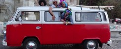Noleggio Pulmino Volkswagen: per Eventi e Bus Party
